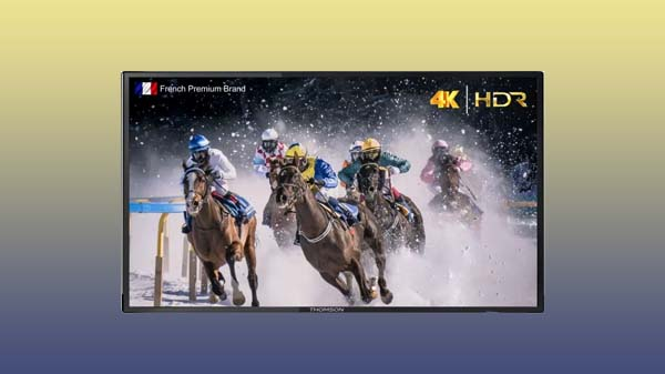 Thomson 50TH1000 or the Thomson UD9 is another 50-inch smart TV to buy for less than Rs. 30,000 in India. Priced at Rs. 25,999, the Thomson 50TH1000 smart TV runs Android with ARM Cortex CA53, 64-bit processor and a Multi-Core Mali-T720MP GPU.