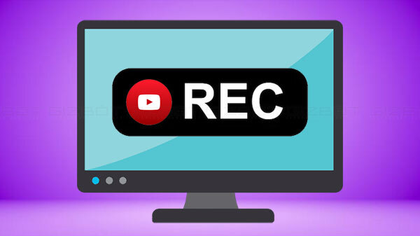 How To Record Desktop Screen Using YouTube