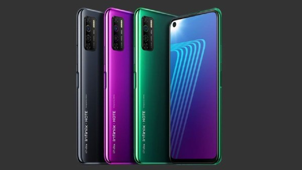 Infinix Note 7, Note 7 Lite With Quad Rear Cameras Announced