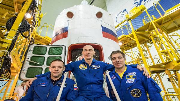 NASA Astronaut Chris Cassidy Heading To International Space Station On Thursday