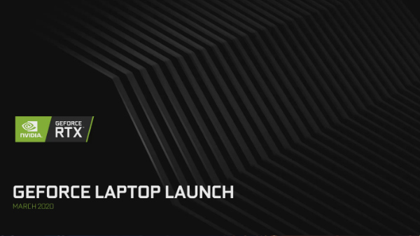 Nvidia Announces 100 Plus GeForce GPU-Powered Laptops With Improved Gaming