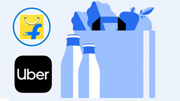 Uber Joins Hands With Flipkart To Help People Fight Against COVID-19
