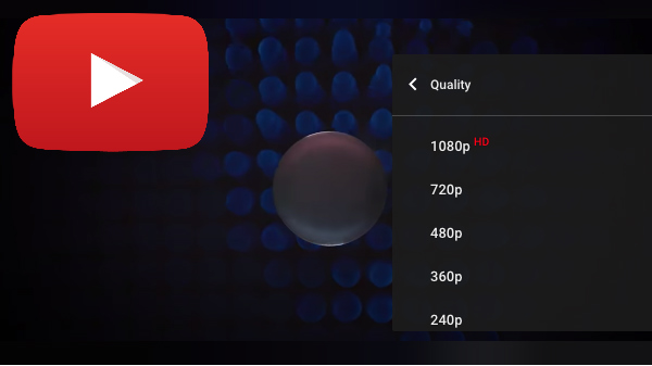 720p Is Not HD Enough For YouTube