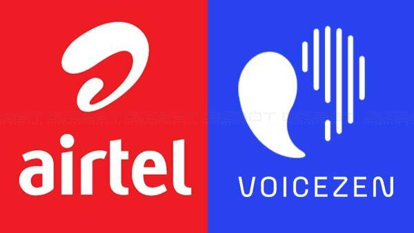 Airtel Buys Stake In AI Startup Voicezen