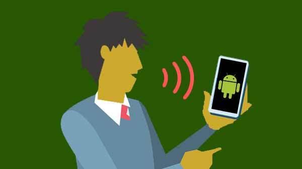 إليك كيفية استخدام صوتك للتحكم في هاتف الأندرويد طريقة مذهلة
