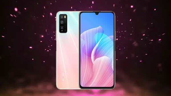 Huawei Enjoy Z Leaked Teaser Reveals Design In Full Glory