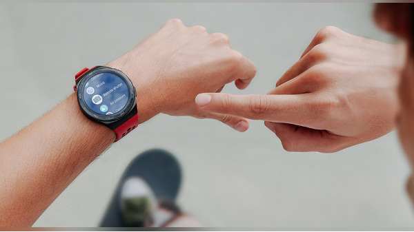 Huawei Watch Gt 2e Officially Launched For Rs 11 990 In India Gizbot News