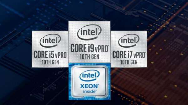 Intel vPro Processors Announced With Improved Connectivity & Security