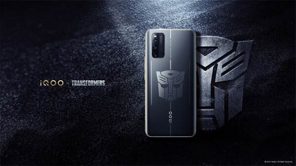 iQOO 3 5G Transformers Edition Slated For June 1 Launch