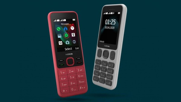 Nokia 125, Nokia 150 Announced With Long-Lasting Battery Life
