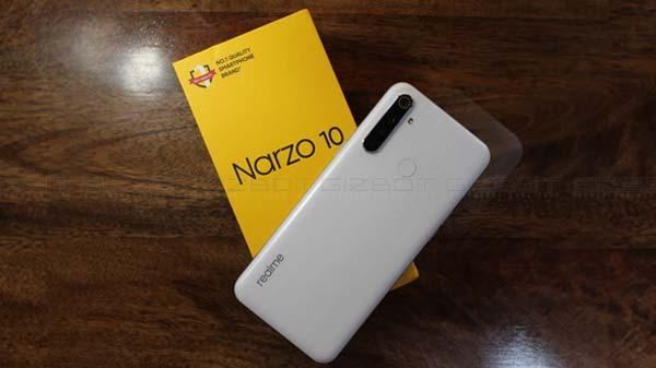 Realme Narzo 10 Quick Review