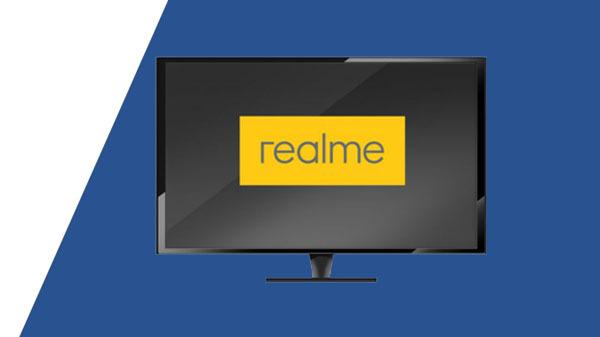 Realme TV Teaser Shared On Flipkart Ahead Of May 25 Launch