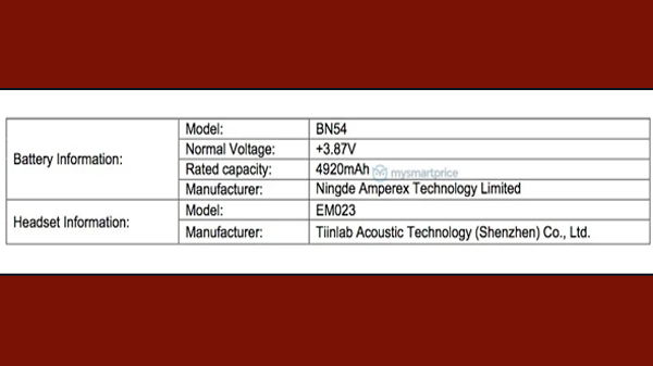 Redmi 9 Receives FCC Certification; Battery Capacity Revealed