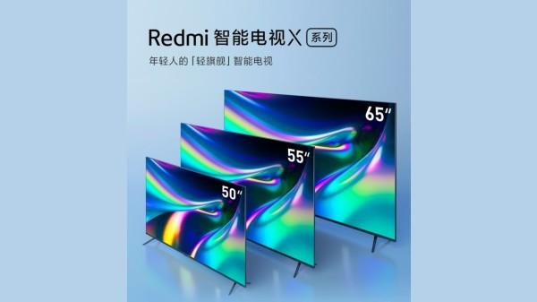 Redmi Smart TV X Announced In Three Sizes