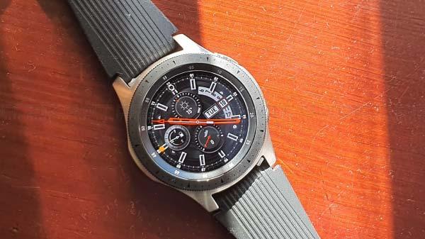 Samsung Galaxy Watch Successor To Arrive In Premium Titanium Variant