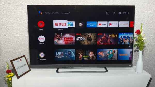 TCL 8K, 4K QLED Android TV Expected Soon In India
