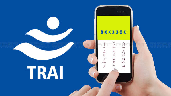 TRAI Suggests 11 Digit Mobile Numbers In India