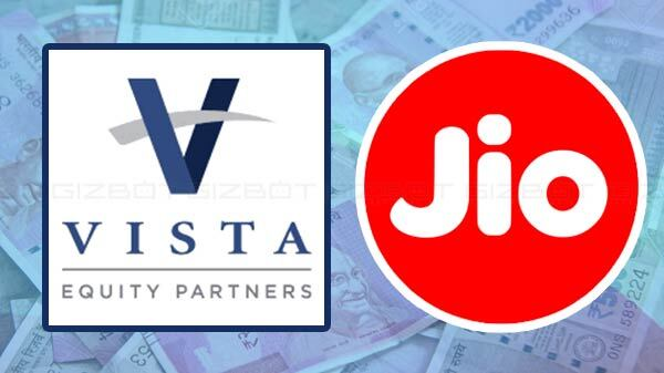Vista Equity Partners Buying 2.32% Stake In Reliance Jio