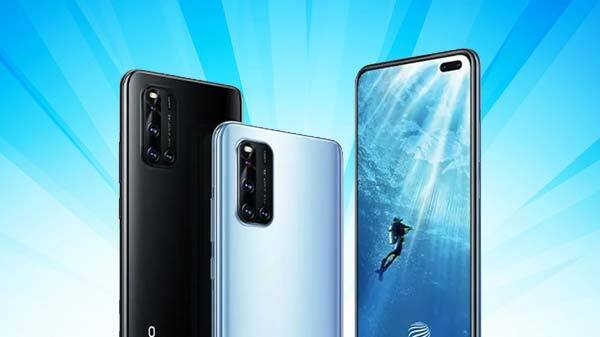 Vivo V19 With Dual Punch Hole Selfie Camera India Sale Today