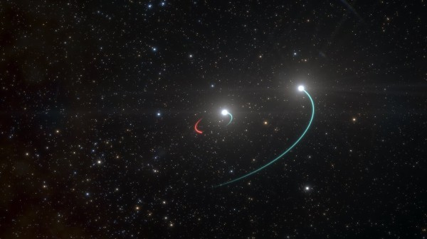 Black Hole Just 1,000 Light Years From Earth Discovered
