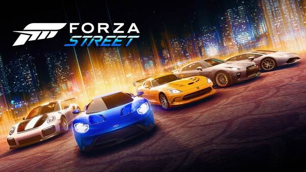 Forza Street Arrives, Has Free Goodies for Galaxy Owners
