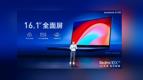 RedmiBook 16 With Ryzen 4000 Series CPUs Officially Launched At Aggressive Pricing