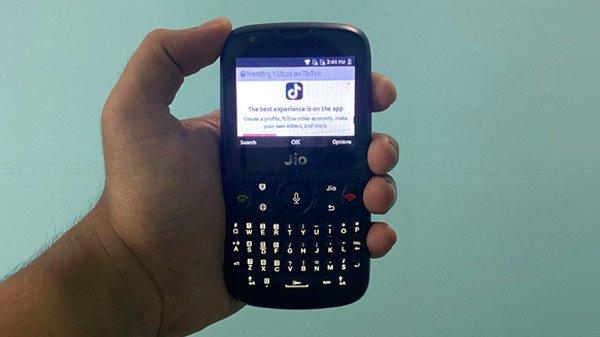 TikTok App Download For JioPhone: How To Install TikTok App In JioPhone