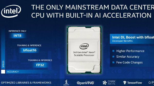 3rd Gen Intel Xeon Processors And 3D NAND SSDs Announced: What's New?