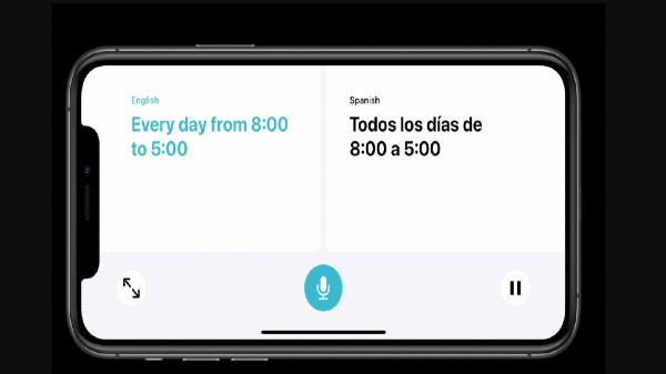 Apple Translate App Announced With 11 Languages