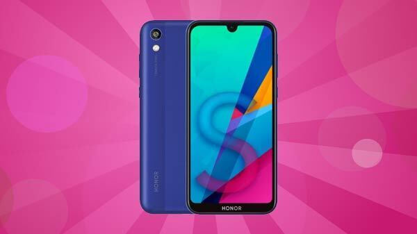 Honor 8S (2020) With Single Rear Camera Launched