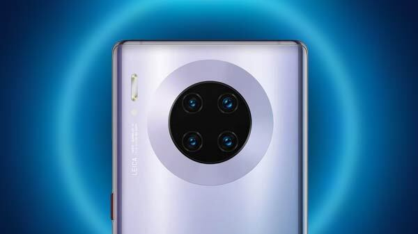 Huawei Mate 40 Series Expected To Come With 108MP Sensor