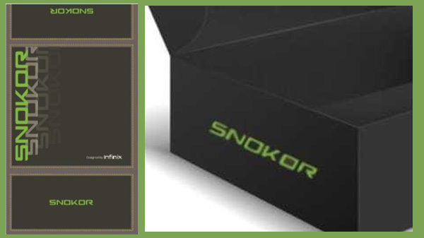 Infinix Might Launch Audio Products Called Snokor In India