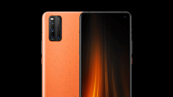 iQOO 3 Volcano Orange Model Available For Purchase In India