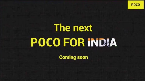 New Poco Smartphone Coming Soon To India: Is It Poco M2 Pro?