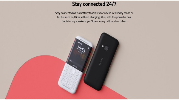 Nokia 5310 Feature Phone Launching Soon In India