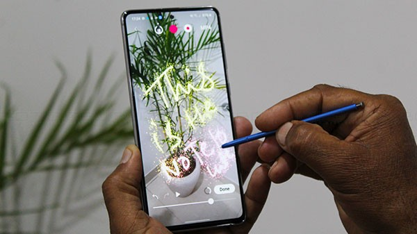 Samsung Galaxy Note 10 Lite Cheaper By Rs. 5,000