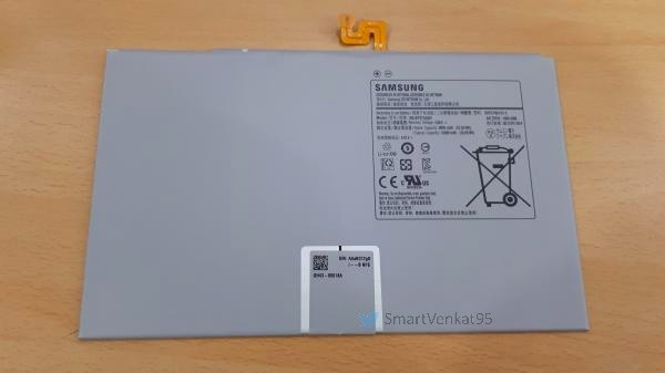 Samsung Galaxy Tab S7+ Confirmed To Pack 10,090 mAh Battery