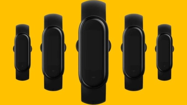 Xiaomi Mi Band 5 Render Leaks Online; Remote Camera Control Expected