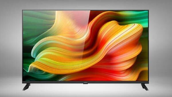 Realme To Launch 55-Inch Smart TV In India Soon