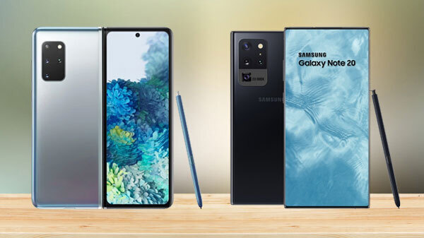 Samsung Galaxy Note 20, Galaxy Fold 2 Might Launch On August 5