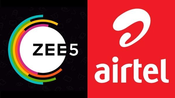 How To Get Zee5 Subscription From Airtel Prepaid Plans