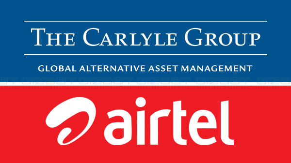 Carlyle Group To Buy 25% Stake To Airtel Data Centre Business