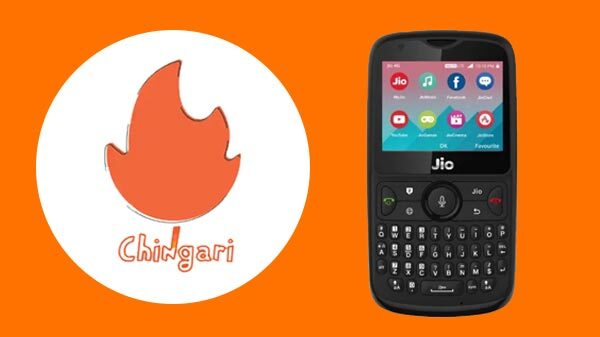 Chingari App Download For JioPhone