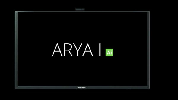 Ridaex Arya Series Android TV - Complete Specifications Leaked