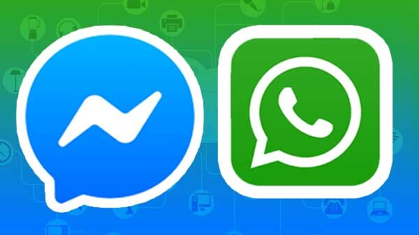 Facebook Messenger, WhatsApp Cross Chat Feature Likely
