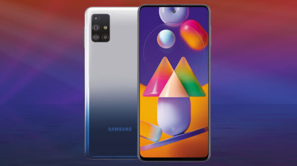 Samsung Galaxy M31s India Launch Set For Today: How To Live Stream