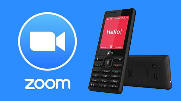 Zoom App Download For Jio Phone