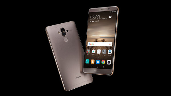 Huawei Mate 9 Series Receives Latest Update