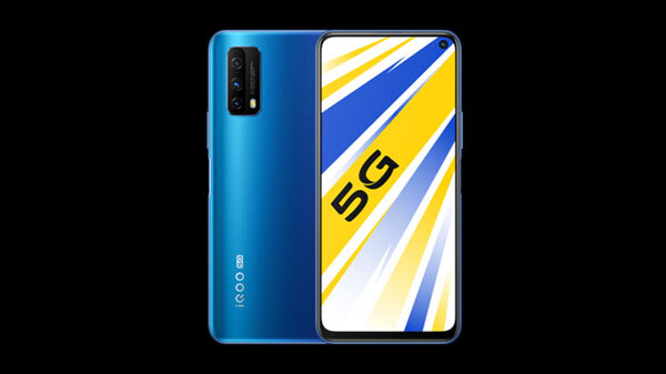 iQOO Z1x 5G With Snapdragon 765G SoC Launched