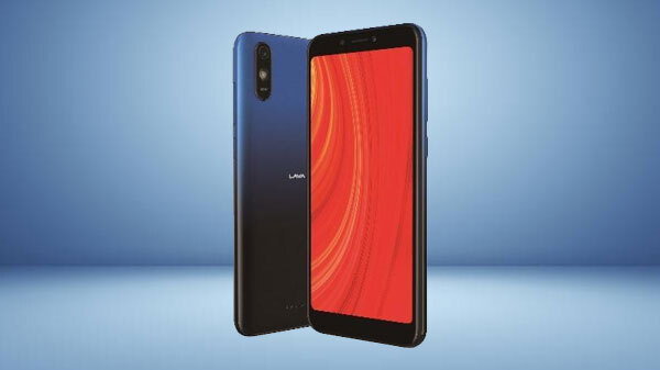 Indian Firm Lava Launches Z61 Pro Smartphone At Rs. 5,774